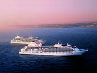 Silversea – Just 132-540 Guests